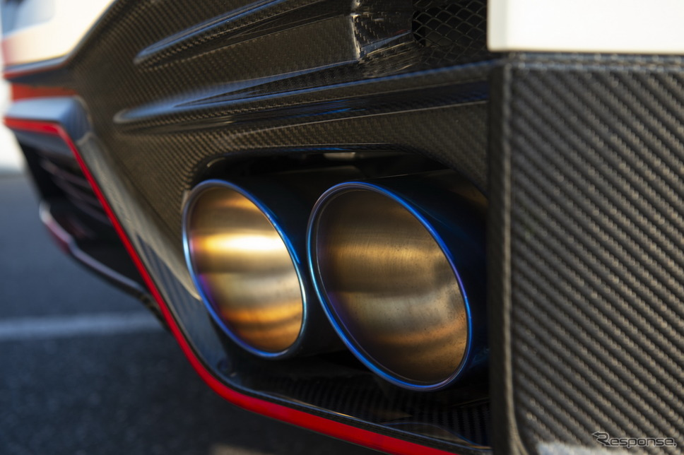 日産 GT-R NISMO の2021年モデル《photo by Nissan》