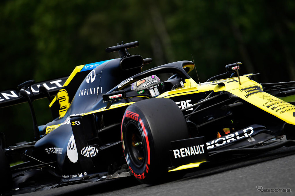 F1ベルギーGP《Photo by John Thuys/Getty Images Sport/ゲッティイメージズ》