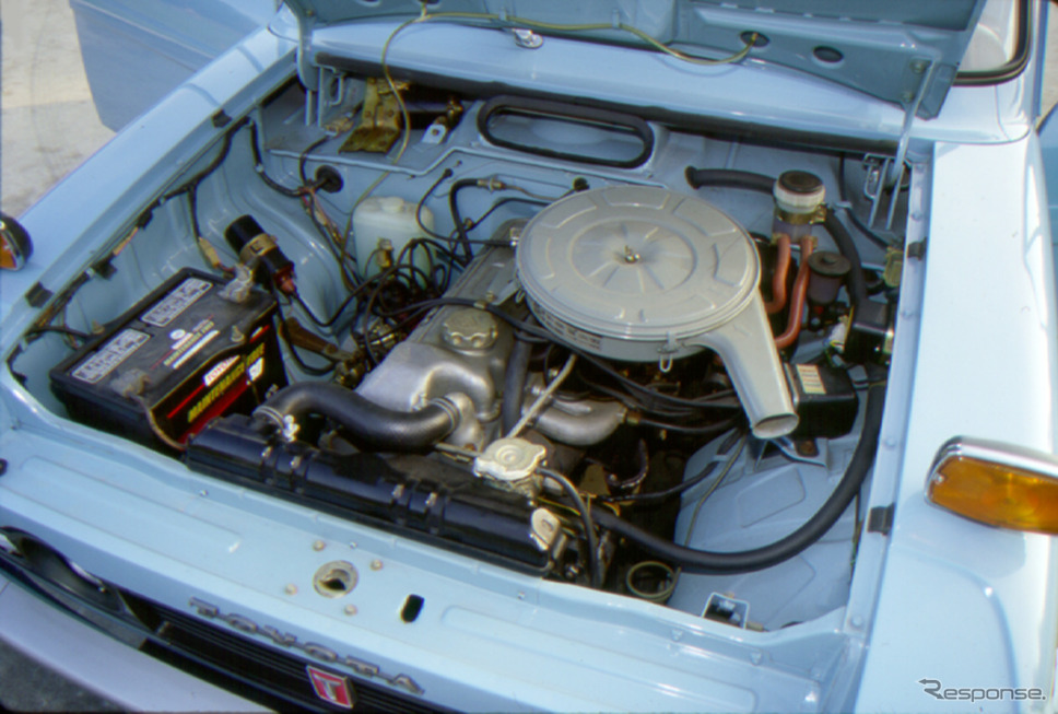 トヨタ・ハイラックス初代(1968年〜)《写真提供 トヨタ自動車》