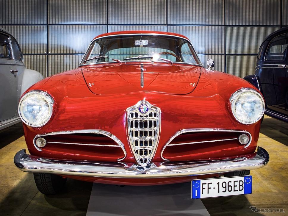 1953年? 1900スーパー・スプリント《photo by Alfa Romeo》