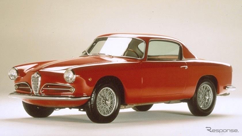 1954年 1900スーパー・スプリント《photo by Alfa Romeo》