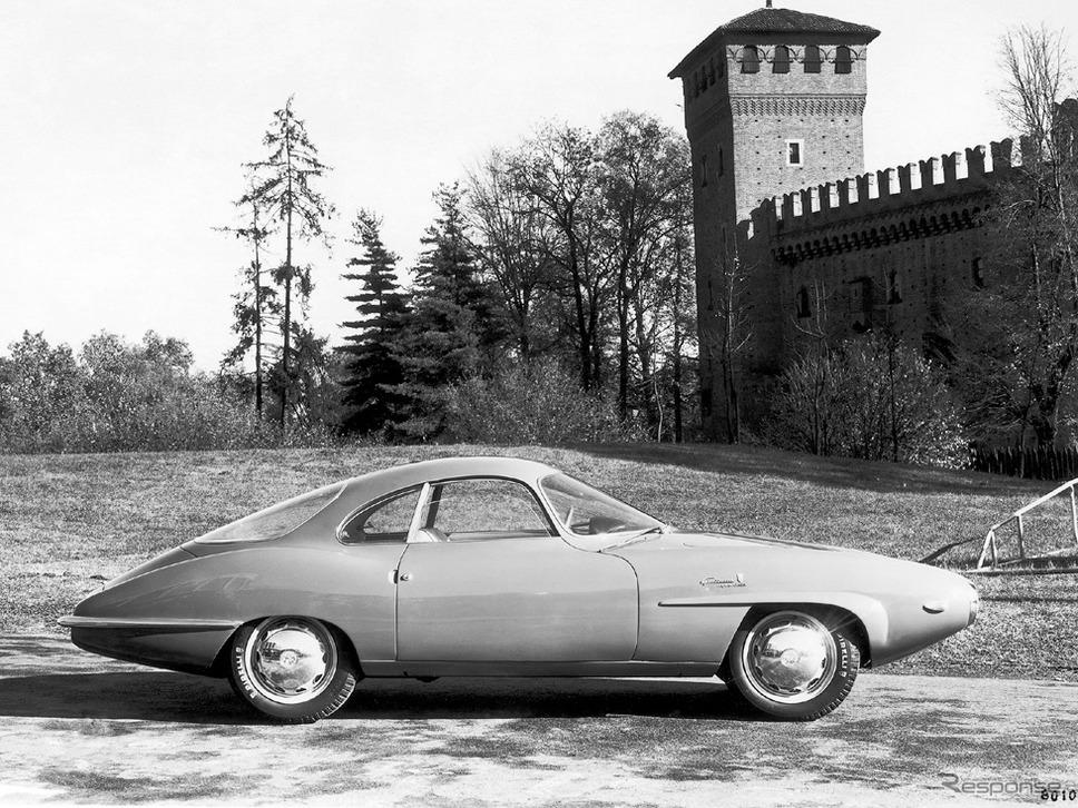 1957年(1959年?) ジュリエッタ・スプリント・スペチアーレ《photo by Alfa Romeo》