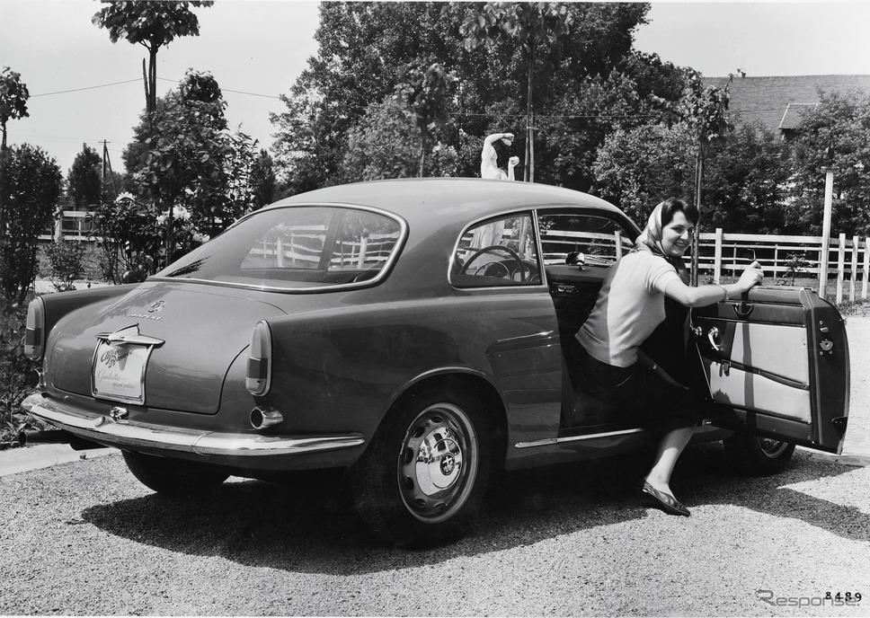 ジュリエッタ・スプリント・ヴェローチェ《photo by Alfa Romeo》