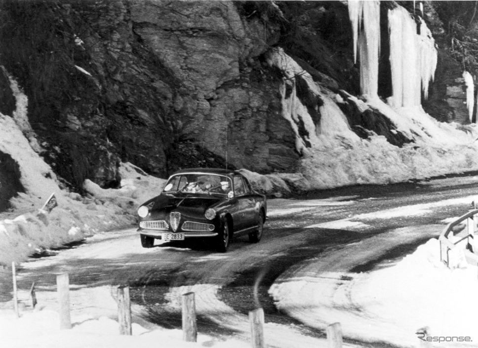 1959年 ジュリエッタ・スプリント《photo by Alfa Romeo》
