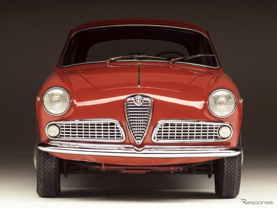 1963年 ジュリエッタ1300スプリント《photo by Alfa Romeo》