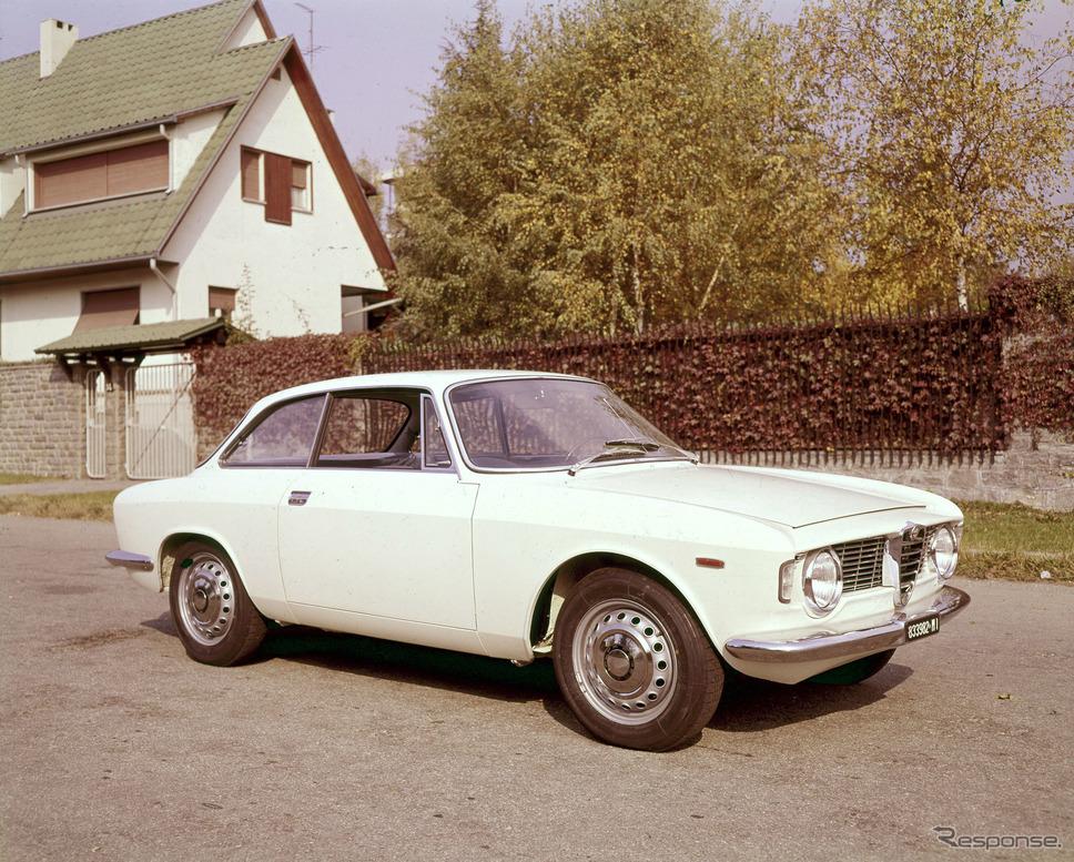 1963年 ジュリア・スプリントGT《photo by Alfa Romeo》