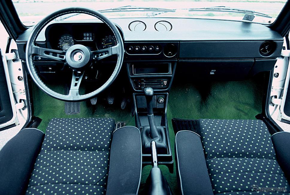 1983年 アルファスッド・スプリント・クアドリフォリオヴェルデ《photo by Alfa Romeo》