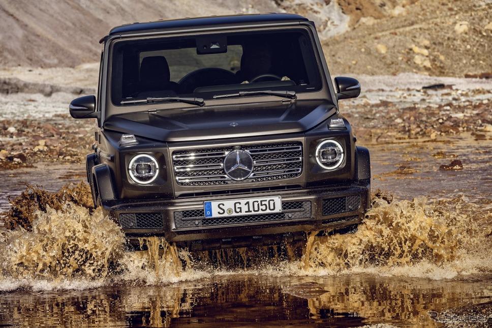 メルセデスベンツ Gクラス《photo by Mercedes-Benz》