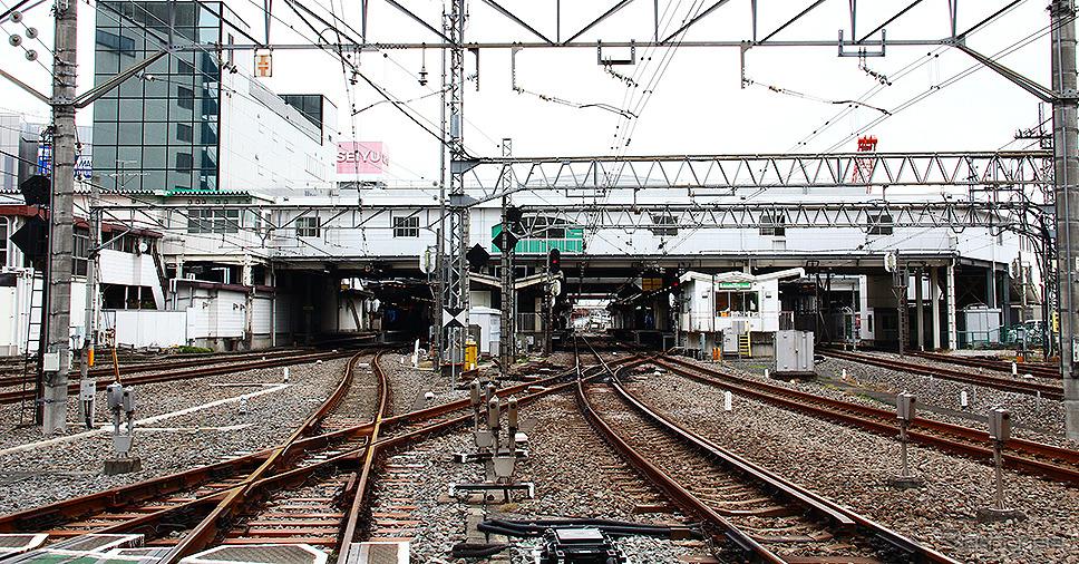 2012年当時の所沢駅《写真撮影 大野雅人(GazinAirlines)》