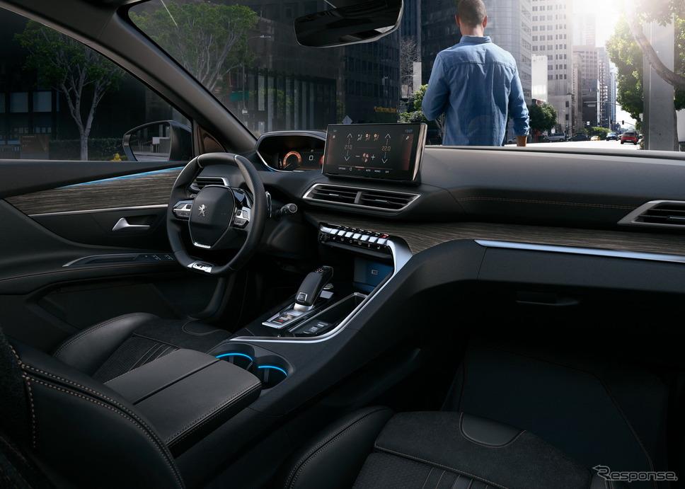 プジョー 3008 改良新型《photo by Peugeot》