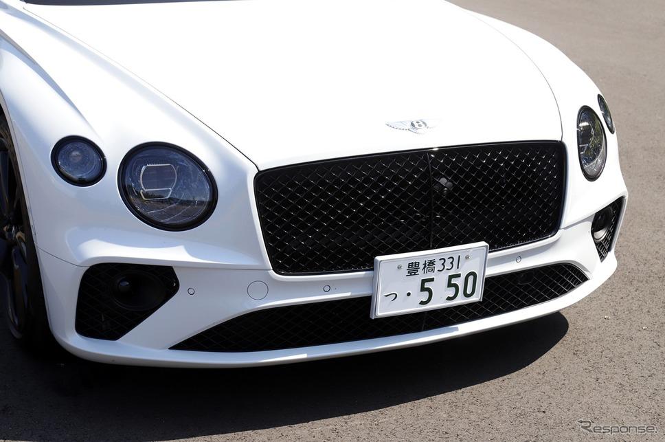 ベントレー コンチネンタルGT V8《写真 小林岳夫》