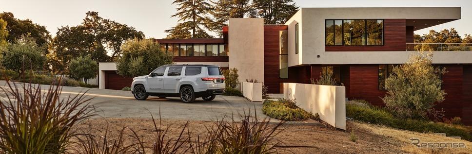 ジープ・グランドワゴニア・コンセプト《photo by Jeep》