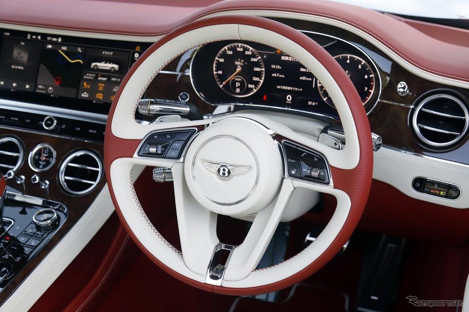 ベントレー コンチネンタルGT W12《写真撮影 小林岳夫》