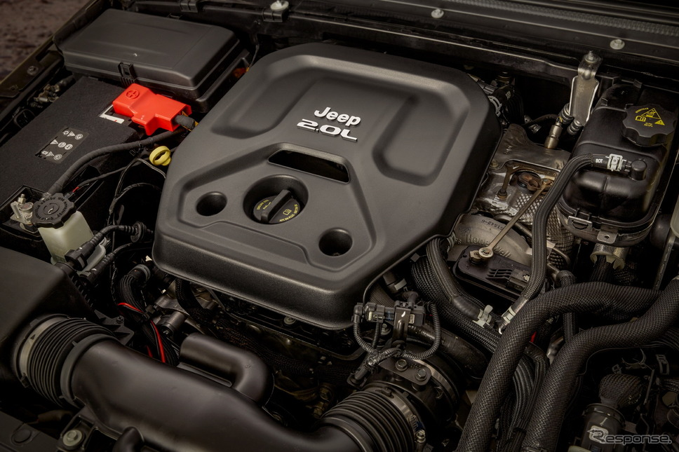 ジープ・ラングラー 4xe《photo by Jeep》