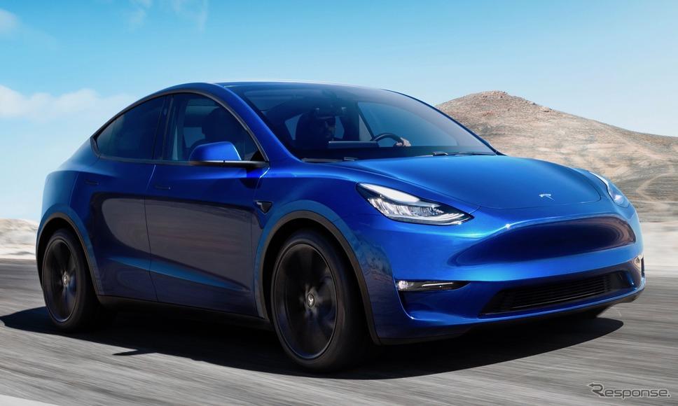 テスラ・モデルY《photo: Tesla》
