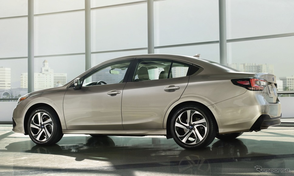 スバル・レガシィ(米国仕様)《photo by Subaru》