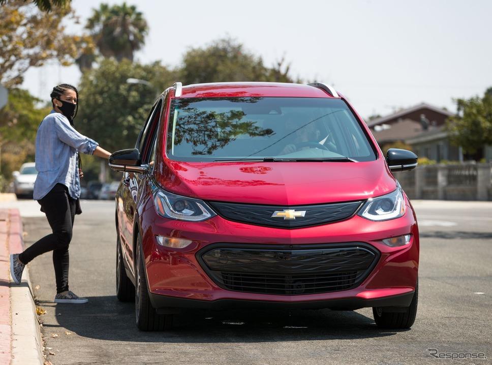 シボレー・ボルト EV《photo by Chevrolet》