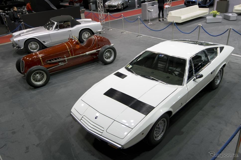 マセラティ・カムシン(1973年)《photo by Maserati》