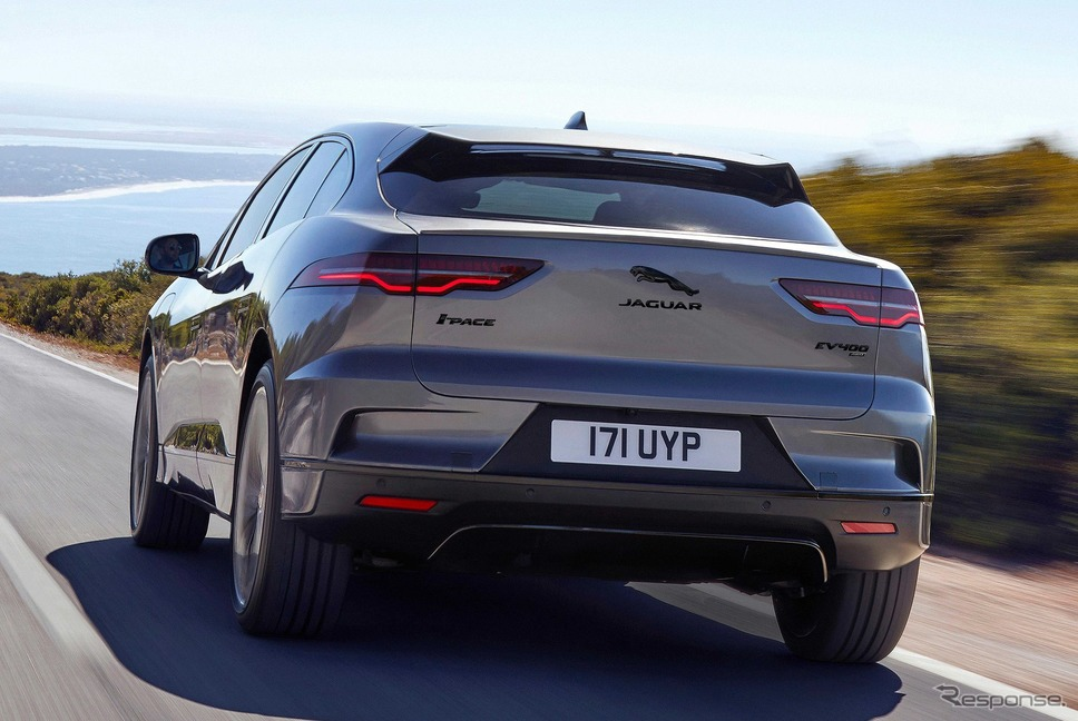 ジャガー I-PACE 改良新型《photo by Jaguar Cars》