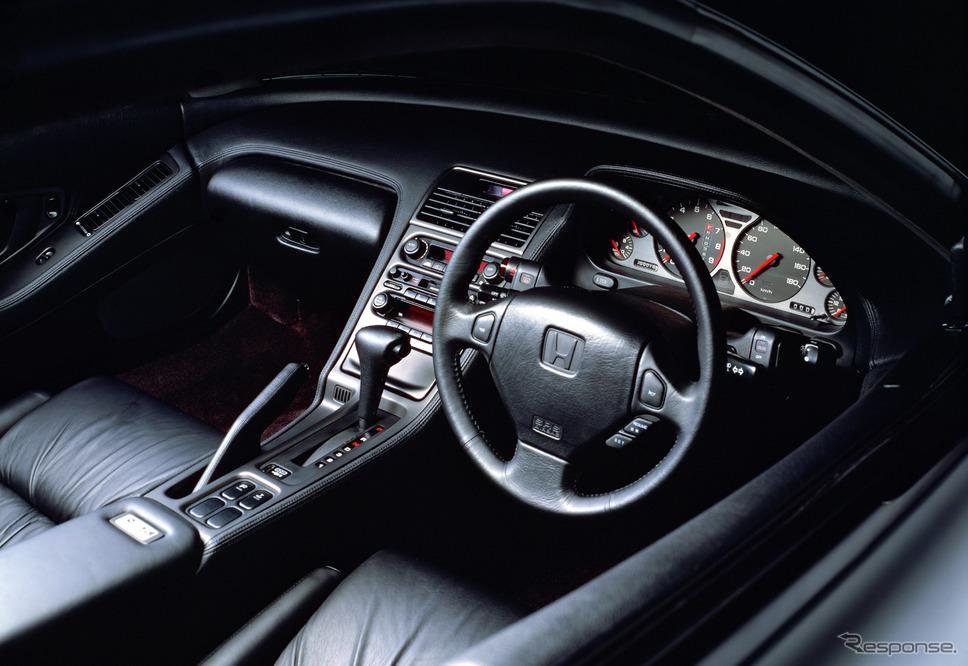 ホンダ NSX 初代(1990年)《写真提供 ホンダ》