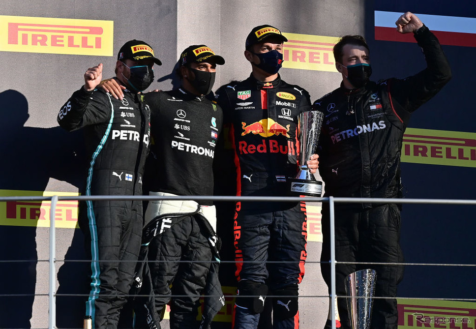 F1トスカーナGP《Photo by Miguel Medina - Pool/Getty Images Sport/ゲッティイメージズ》