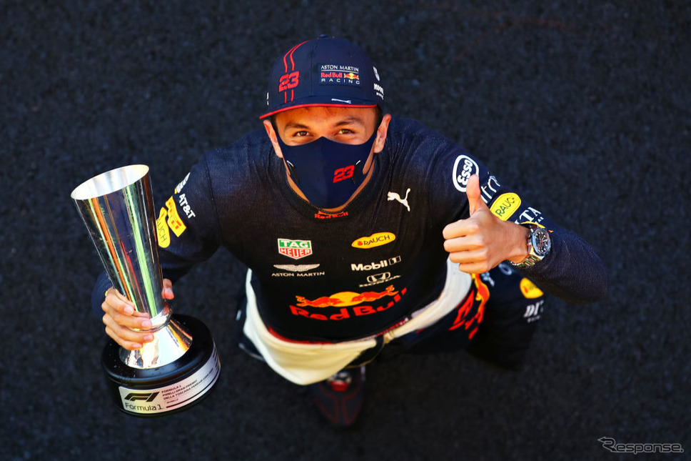 F1トスカーナGP《Photo by Mark Thompson/Getty Images Sport/ゲッティイメージズ》