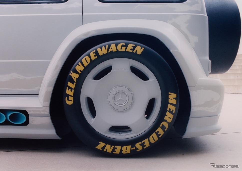 メルセデスベンツ・プロジェクト・ゲレンデヴァーゲン《photo by Mercedes-Benz》