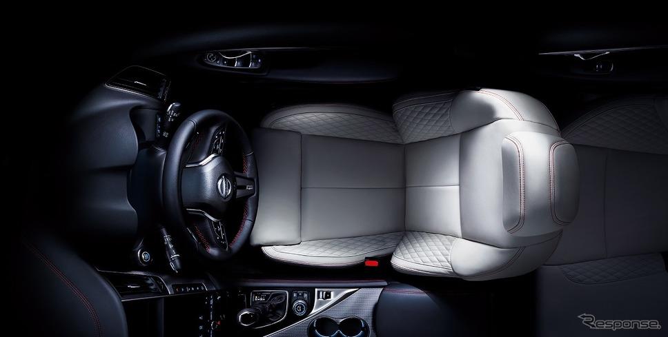 日産 スカイライン 400R(内装色:ホワイト)《写真提供 日産自動車》