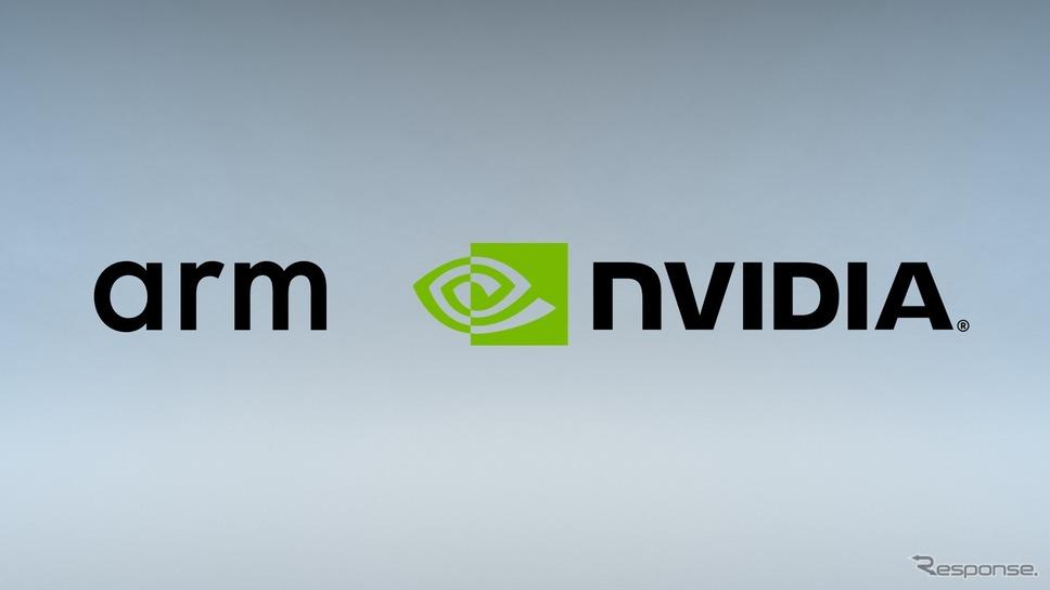 NVIDIAがアームを買収《写真提供 NVIDIA》