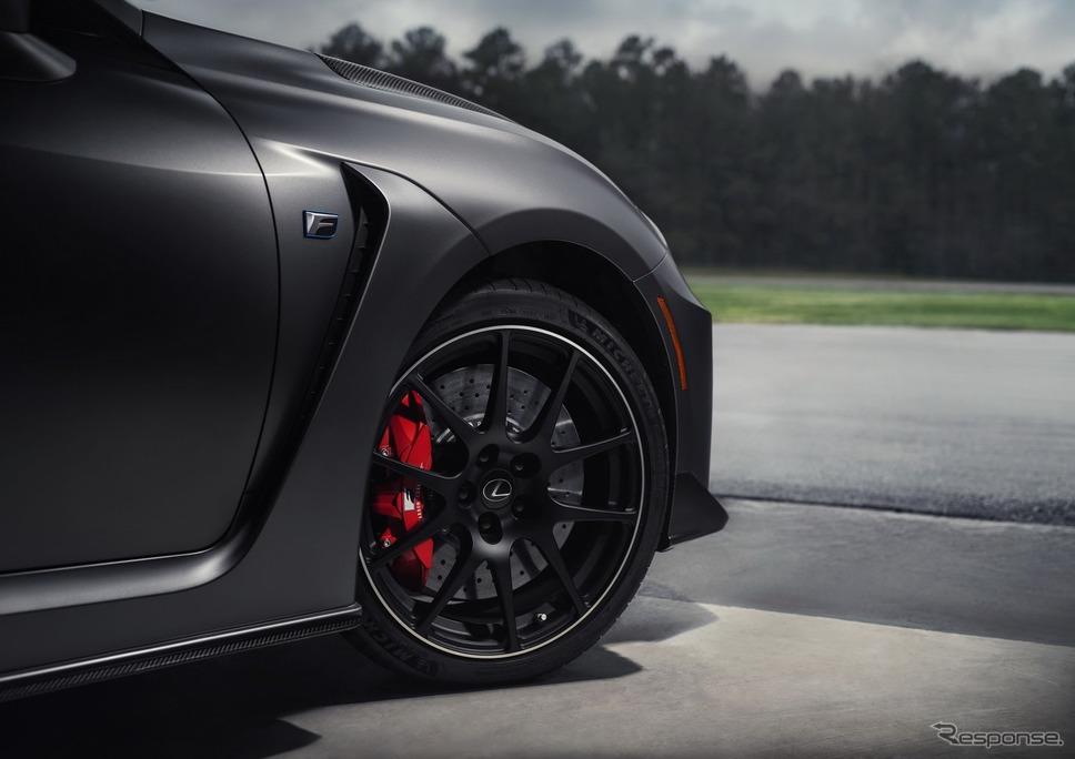 レクサス RC F(米国仕様)《photo by Lexus》