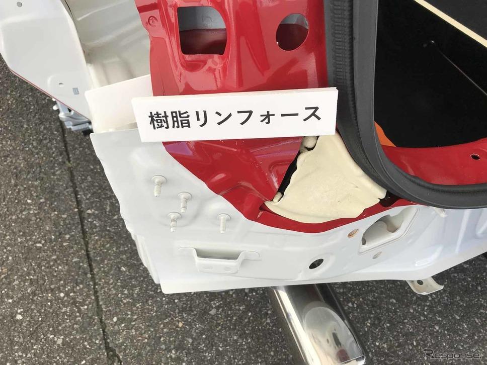 スバル レヴォーグ 新型(プロトタイプ)《写真撮影 中村孝仁》