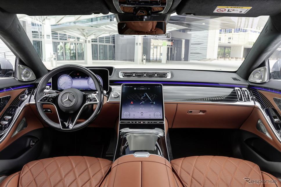 メルセデスベンツ Sクラス 新型《photo by Mercedes-Benz》