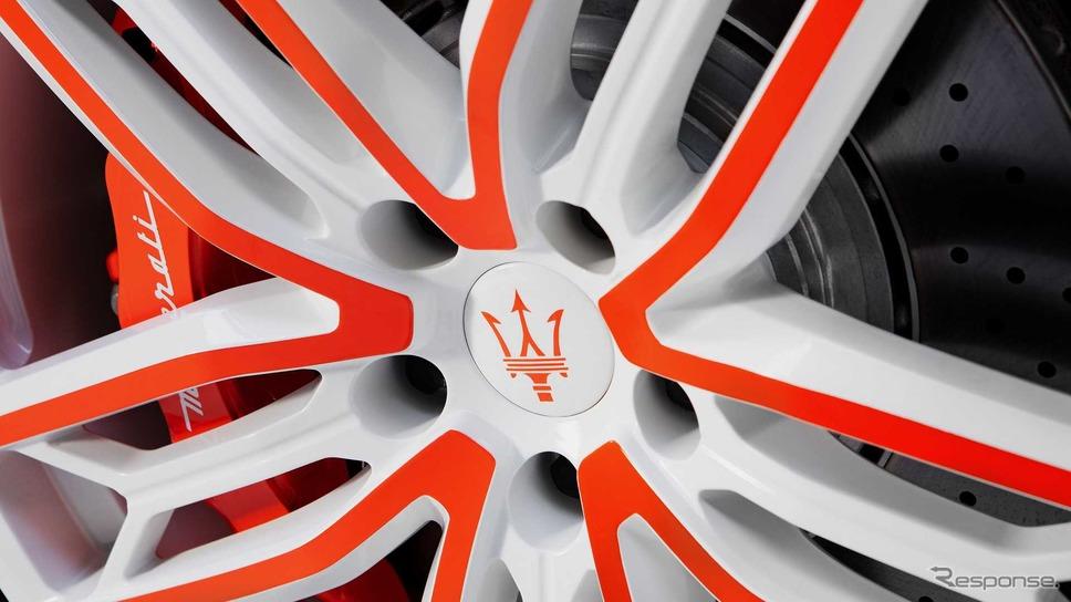 マセラティ・クアトロポルテ・トロフェオ をベースにした「ユニカ」のワンオフカスタムモデル《photo by Maserati》