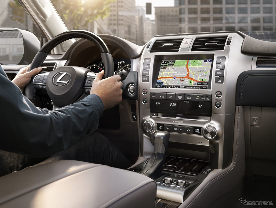レクサス GX の2020年モデル(参考)《photo by Lexus》