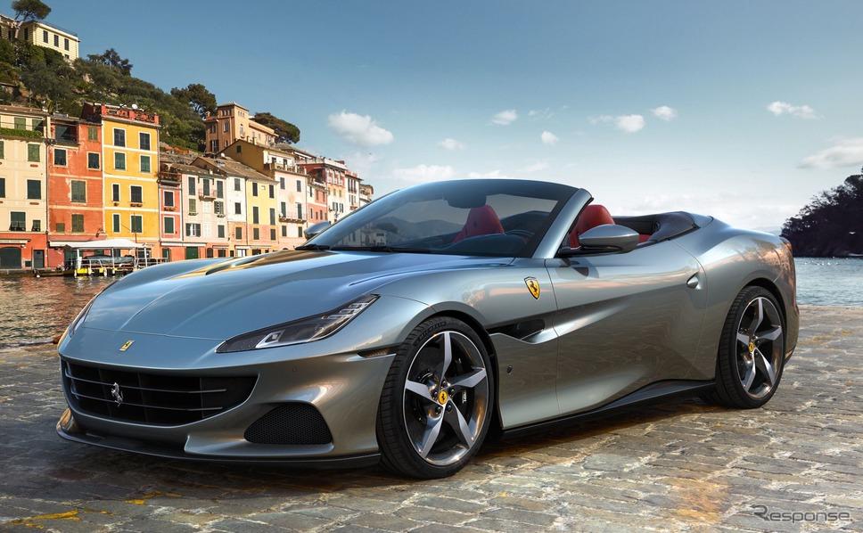 フェラーリ・ポルトフィーノ M《photo by Ferrari》