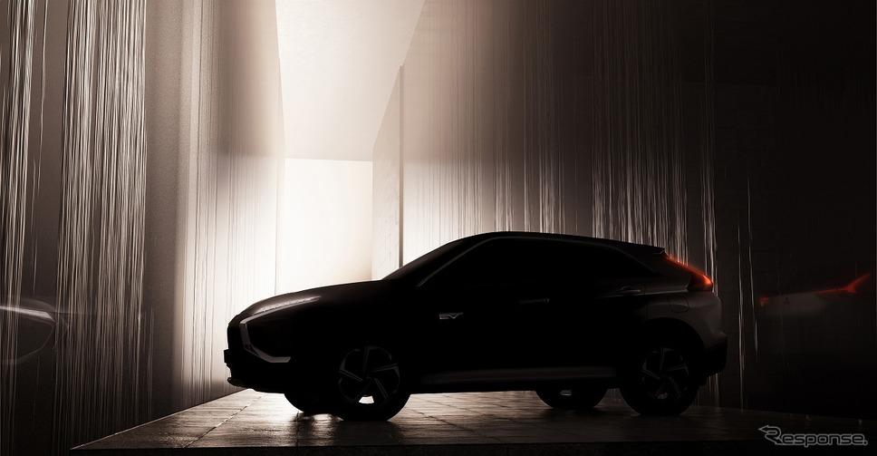 三菱エクリプスクロス新型《写真提供 三菱自動車》