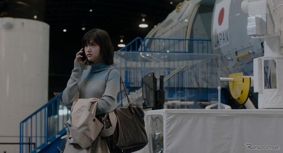 『アストロエイジ』(小川貴之監督)《写真提供 レクサス》