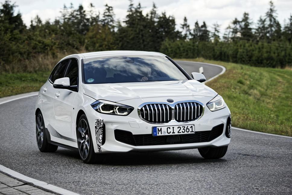 BMW 1シリーズ の「128ti」のプロトタイプ《photo by BMW》