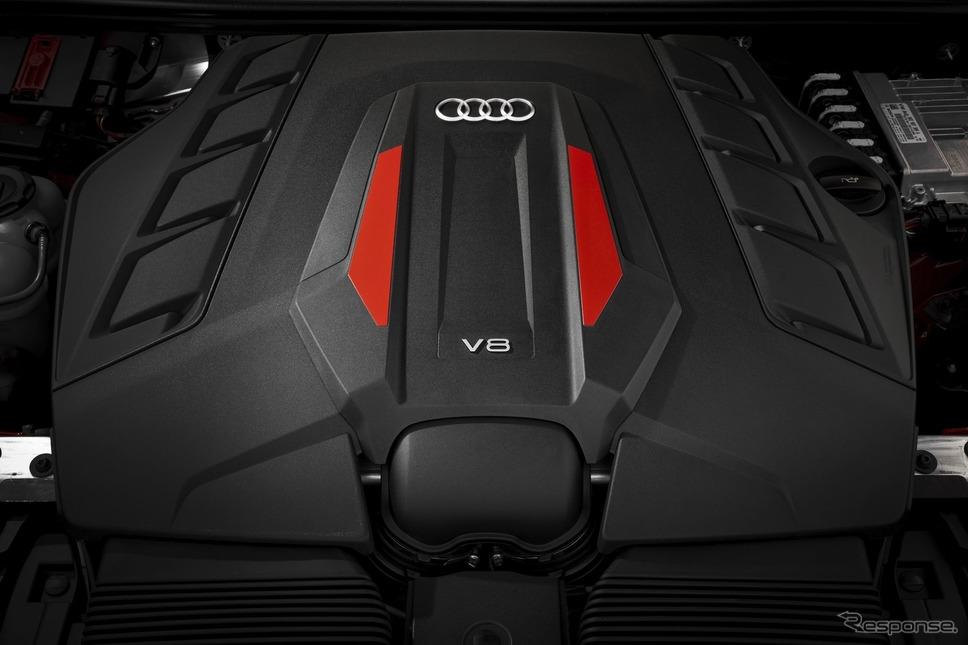 アウディSQ8 4.0 TFSI《photo by Audi》