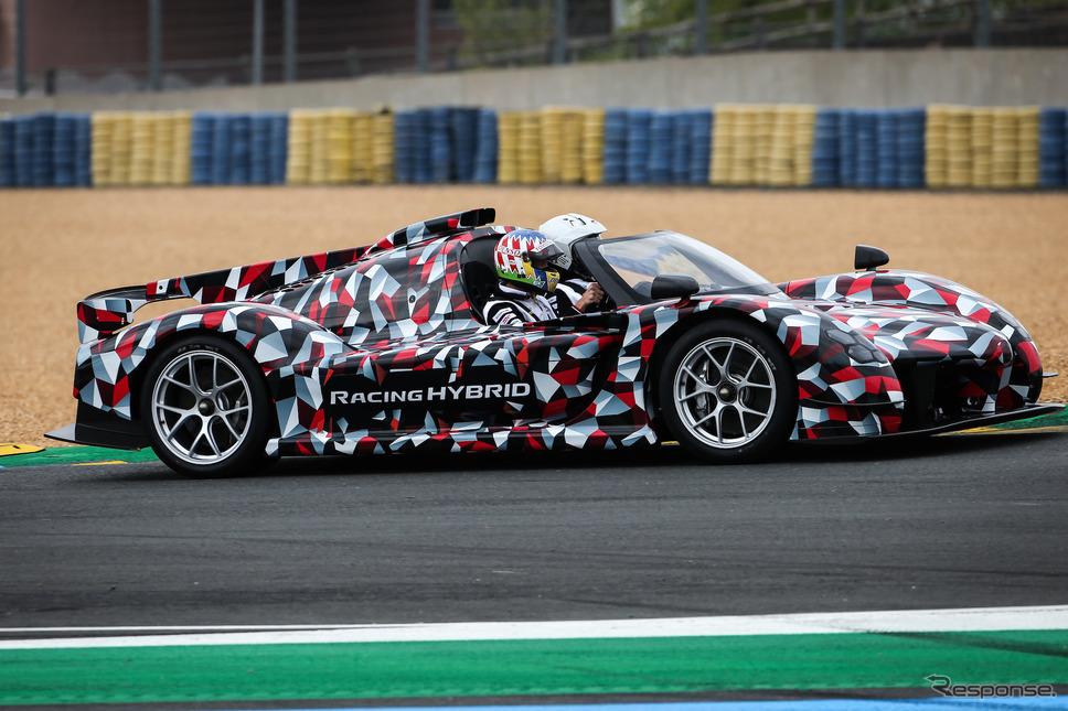トヨタGRスーパースポーツ(ルマン24時間耐久レース2020会場)《photo by Toyota GAZOO Racing》