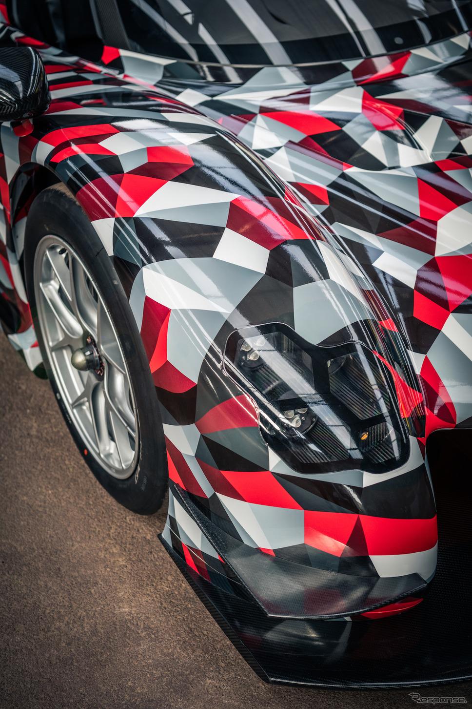 トヨタGRスーパースポーツ《photo by Toyota GAZOO Racing》
