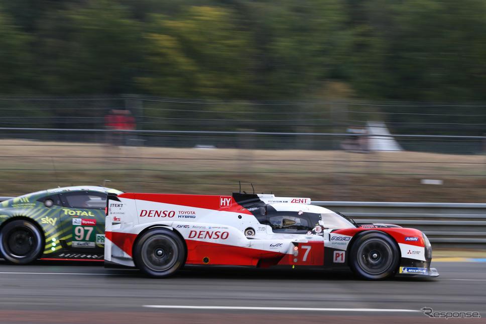 ルマン24時間レース2020《photo by Toyota GAZOO Racing》
