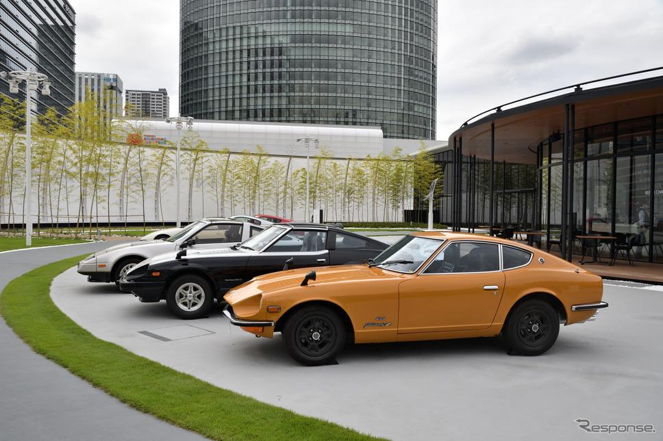 フェアレディZ S30(オレンジ)《写真撮影 雪岡直樹》