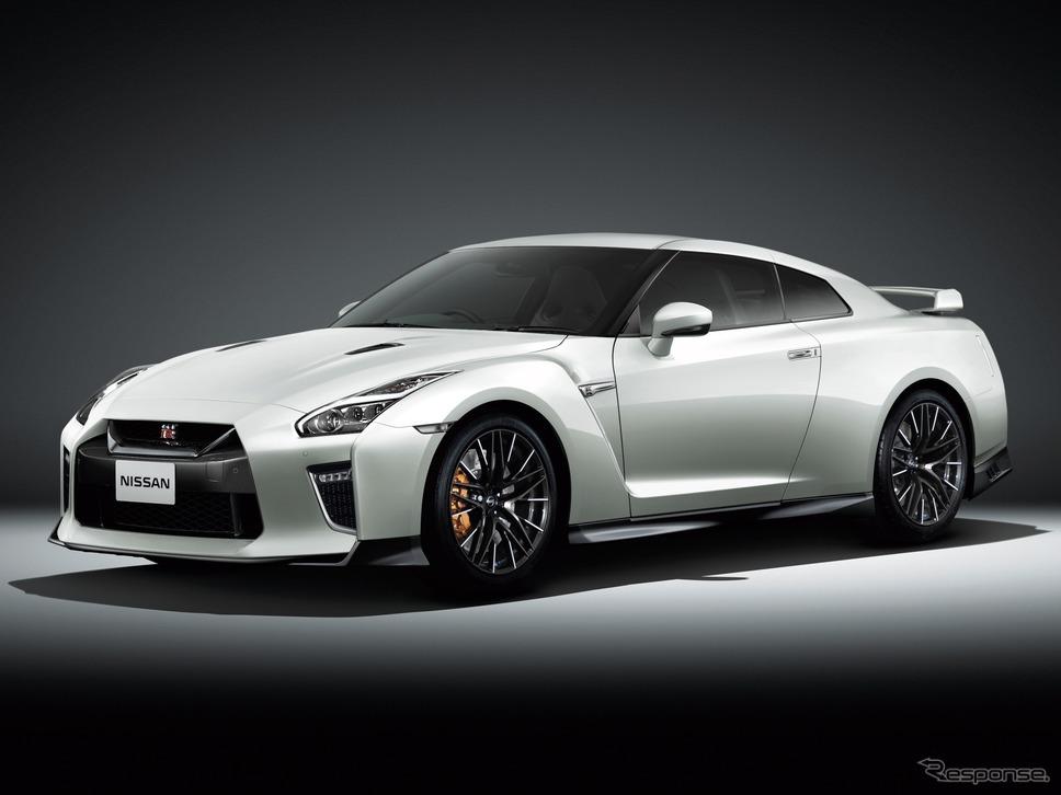 日産GT-R《写真提供 日産自動車》