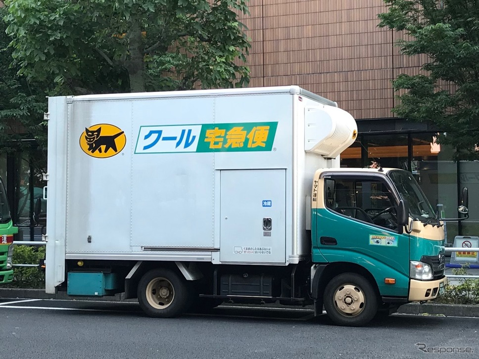 ヤマト運輸宅急便《写真撮影 高木啓》