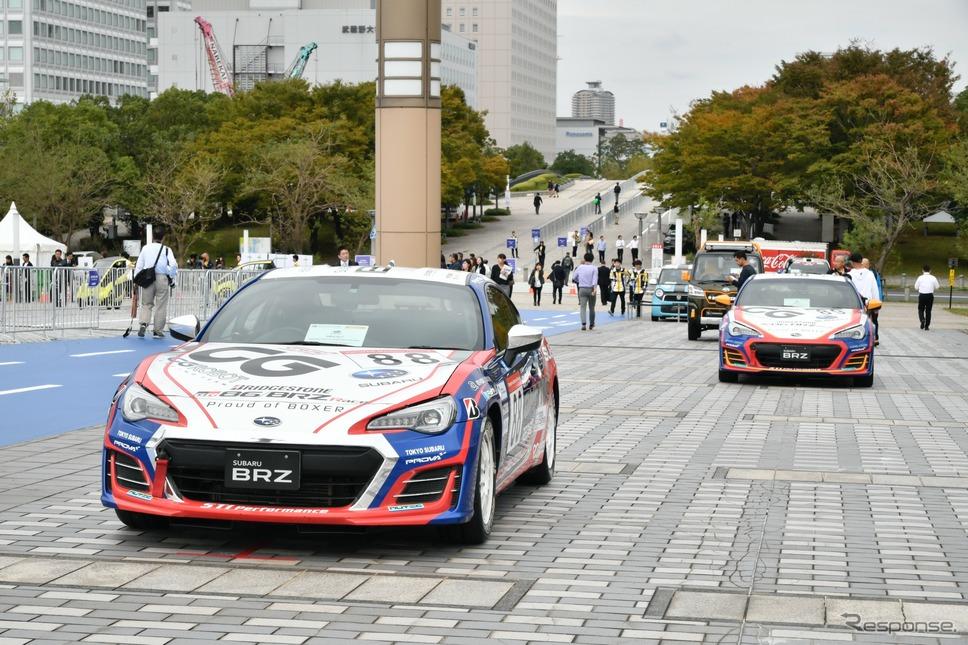 東京モーターショー2019《写真撮影 雪岡直樹》