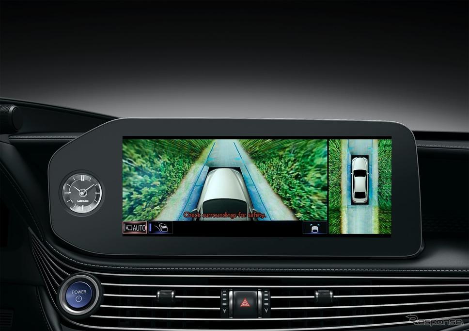 レクサス LS 改良新型《photo by Lexus》