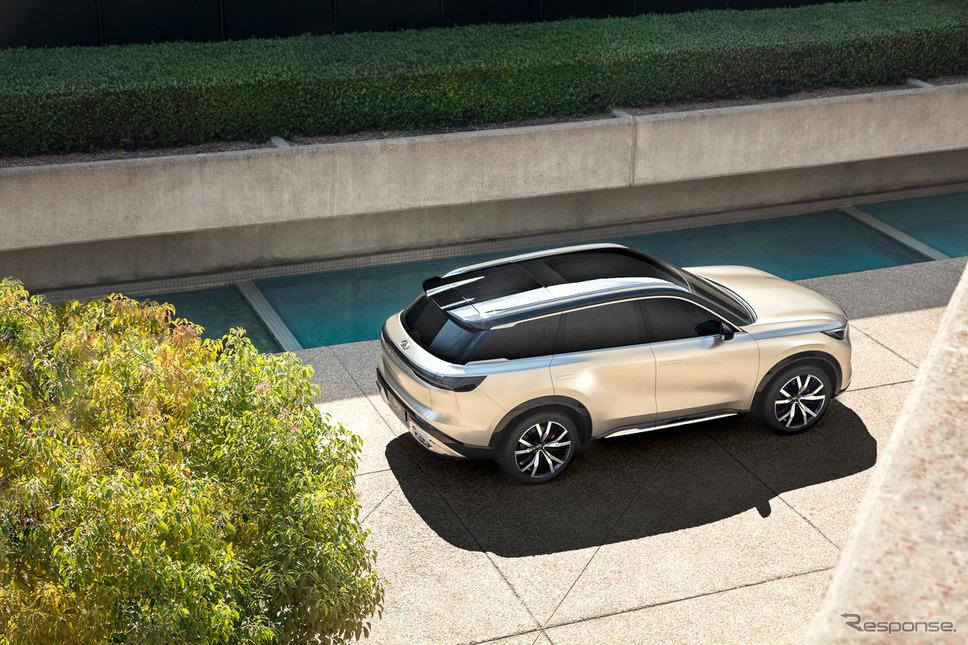 インフィニティQX60モノグラフ《写真提供 日産自動車》
