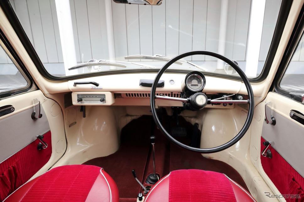 マツダ R360 クーペ《photo by Mazda》
