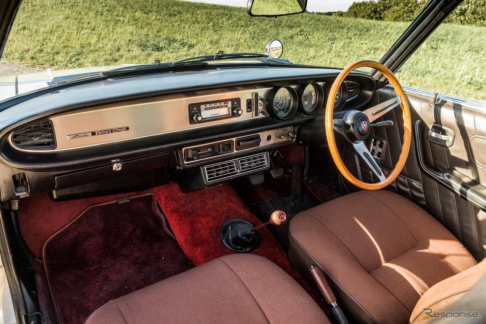 マツダ・ルーチェ・ロータリークーペ《photo by Mazda》